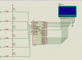 Lập trình hiển thị GLCD bằng Pic 16f877